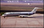 photo of DC-9-32-YU-AJO
