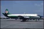 photo of Vickers-735-Viscount-G-BFYZ