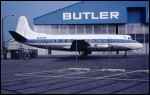 photo of Vickers-745D-Viscount-N7449