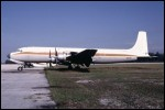 photo of Douglas-DC-7CF-N8219H