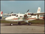photo of de Havilland Canada DHC-6 Twin Otter 300 TY-BBL