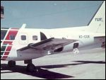 photo of Embraer-EMB-110P1-Bandeirante-XC-COX