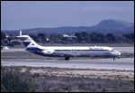 photo of DC-9-32-EC-BIQ