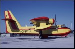 photo of Canadair-CL-215-I-CFSV