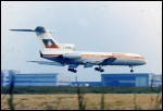 photo of Tupolev-Tu-154A-LZ-BTD