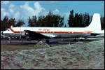 photo of Douglas-DC-7CF-HI-61PCA
