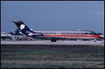photo of DC-9-32-XA-DEJ