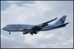 photo of Boeing-747-4B5-HL7496