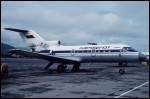 photo of Yakovlev Yak-40 RA-87481