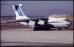 photo of Ilyushin Il-76TD EW-78849