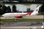 photo of Boeing-737-8D6-7T-VKA