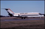 photo of DC-9-15F-N199US