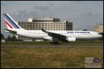 photo of Airbus A330-203 F-GZCP