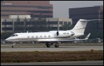 photo of Gulfstream G-IV N121JM