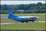 photo of Antonov-An-12BK-UR-DWF