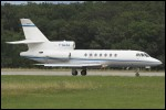 photo of Dassault-Falcon-50EX-F-GLSA