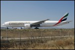 photo of Boeing 777-31H A6-EMW