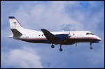 photo of Saab 340A C6-HBW