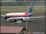 photo of Boeing 737-33A PK-CJC