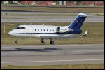 photo of Canadair CL-600-2B16 Challenger 604 TC-TRB